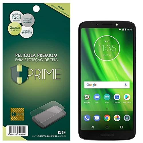 Pelicula Hprime Fosca para Motorola Moto G6 Play, Hprime, Película Protetora de Tela para Celular, Transparente
