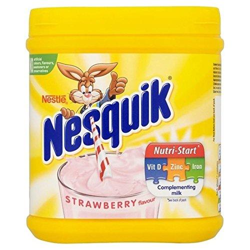 Nesquik Erdbeer-milchshake Wanne 500g