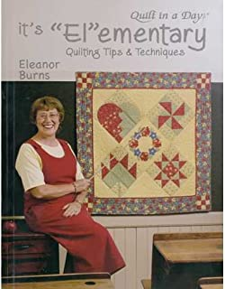 Quilt In A Day-Victory Quilts
