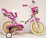 Bicicletta 14 Masha E Orso Bambina 4-7 Anni Mondo Nuova 25297