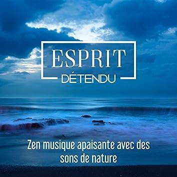 Esprit détendu – Zen musique apaisante avec des sons de nature, Exercices de respiration profonde et pleine conscience