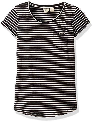 Price comparison product image Roxy Big Walking Alone Girl Dress,  Anthracite red Marina Stripes,  10