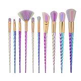 MLYJC Set de Brochas de Maquillaje Makeup Brushes Set Cosmetic Make Up Brush Foundation Blending Face Power Eye Beauty Cosmetics Makeup Tool,01