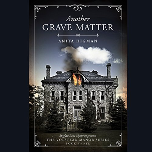 Another Grave Matter audiobook cover art