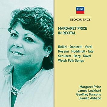Margaret Price In Recital
