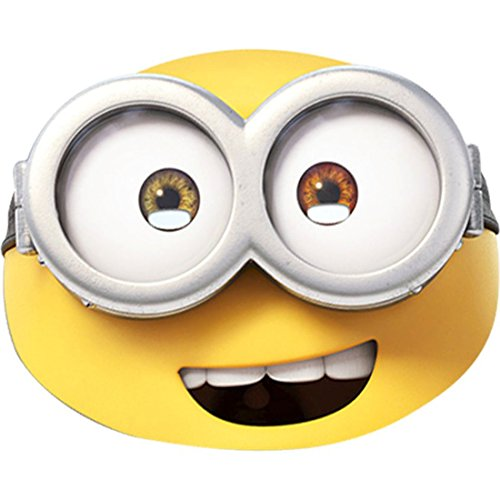 Minion Bob Masque Visage