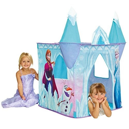 Disney Die Eiskönigin Spielzelt Kinderzelt Schloss Märchenschloss Zelt Anna Elsa Olaf Sven Frozen