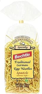 cheese egg spaetzle