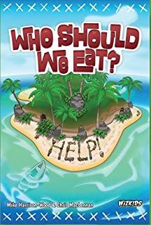 Wizkids Current Edition Who Should We Eat Board Game