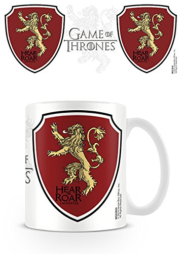 Pyramid International Game of Thrones - Taza Lannister, 320ml