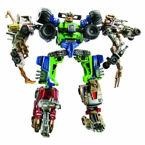 Transformers Combiners 5pk – Destructicons Mudslinger