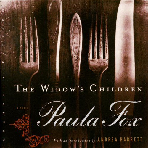 The Widow's Children  By  cover art