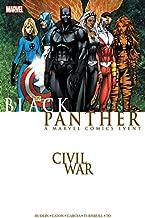 Civil War: Black Panther (New Printing)