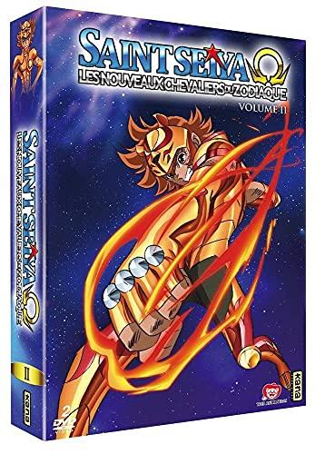 Saint Seiya Omega : Les Nouveaux Chevaliers du Zodiaque-Vol. 2 [Édition Limitée]