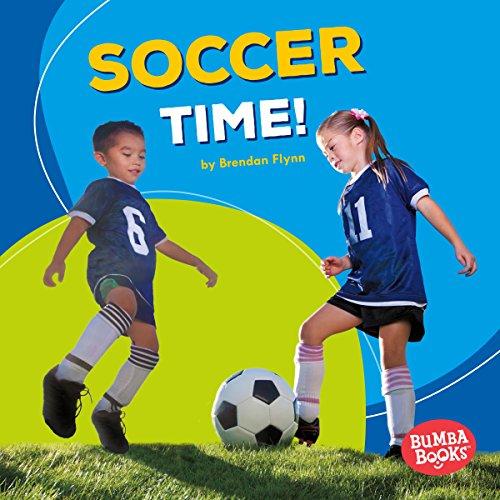Soccer Time! copertina