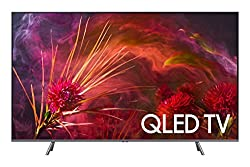 "Samsung 8 Series - Flat 75"" QLED 4K UHD Smart TV, 2018"