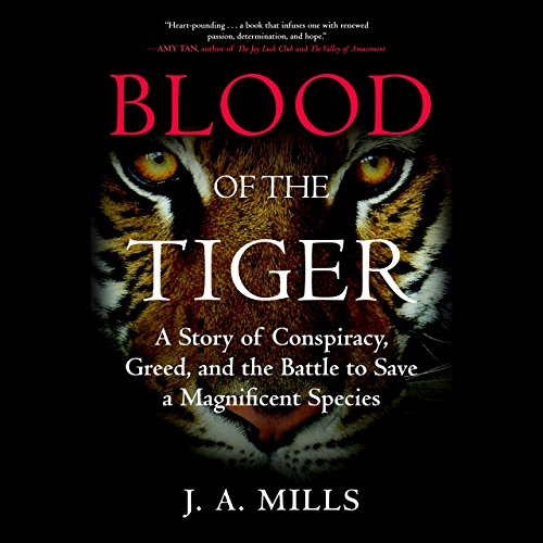 Blood of the Tiger cover art