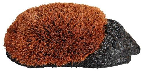 Esschert Design Hedge Hog Boot Brush, Small