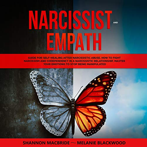 Narcissist and Empath audiobook cover art