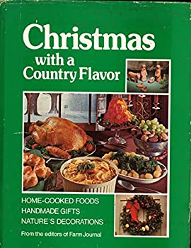 Hardcover Christmas With A Country Flavor Book