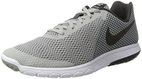 Nike Mens Flex Experience Rn 6 Wolf Grey/Black/Anthracite Running Shoe 9 Men US