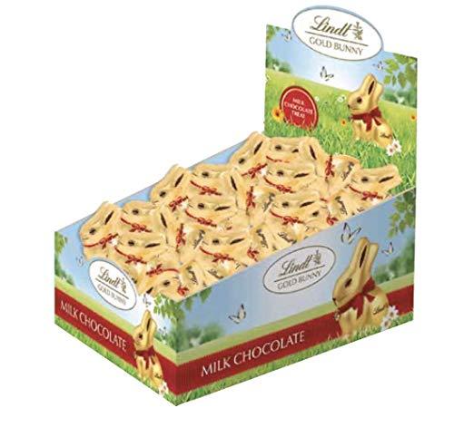 Mini Gold Bunny Lindt Cioccolato al Latte Coniglietto 10 GR BOX da 100 pezzi