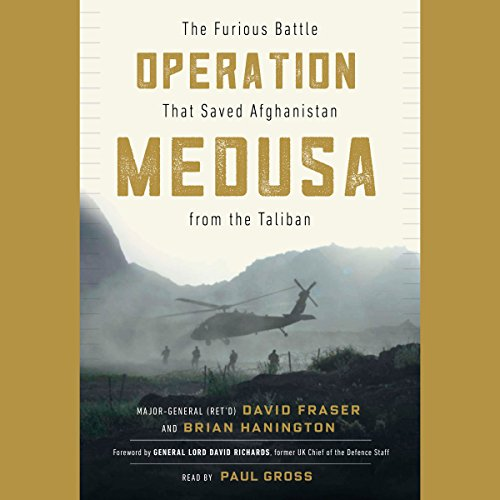 Operation Medusa cover art