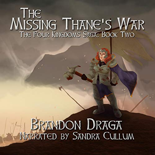 The Missing Thane's War  cover art
