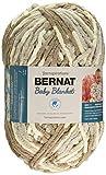 Bernat Baby Blanket Big Ball Yarn (04011) Little Sandcastles