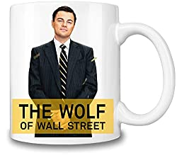 The Wolf Of Wall Street Kaffeetasse