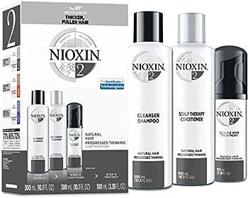 Nioxin System Hair Care Kits - Full Size (90 Days)