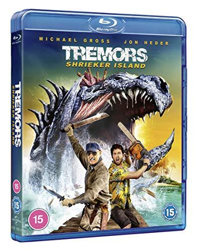 Tremors: Shrieker Island (Blu-ray) [2020] [Region Free]