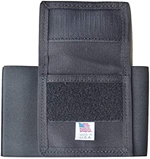 Mini Ankle Wallet - Discreet Carry for Cash, Credit Cards, ID Very Low Profile
