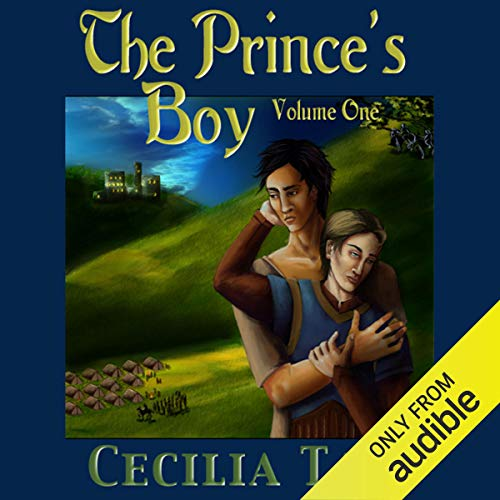 The Prince's Boy, Volume 1 audiobook cover art