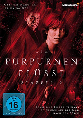 Die purpurnen Flüsse - Staffel 2 [4 DVDs]
