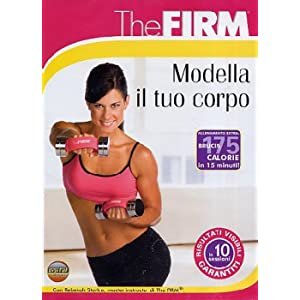 The Firm-Modella Il Tuo Corpo