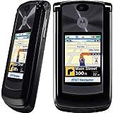 Motorola Motorazr II V9 - Cellulare UMTS (Quadband, Bluetooth, attacco USB, slot per scheda microSD), colore: Nero