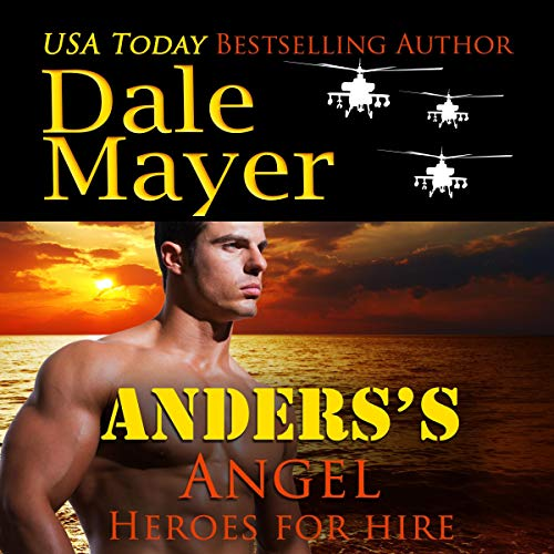 Couverture de Anders's Angel: A SEALs of Honor World Novel