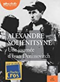 Une journée d'Ivan Denissovitch - Livre audio 1 CD MP3