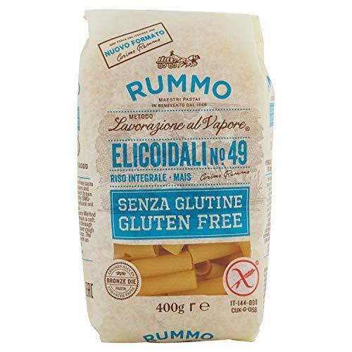 Rummo Pasta Elicoidali N49 senza Glutine, 400g