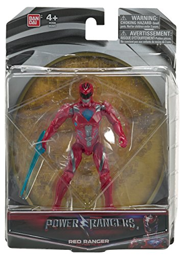 Power Rangers Mighty Morphin Movie 5-inch Red Ranger Action Figure