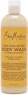 SHEA MOISTURE Raw Shea Butter Hydrating Body Wash, 384 ml, multi
