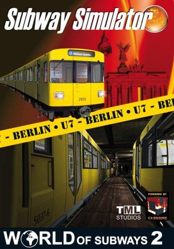 World of Subways Vol 2 - Berlin Subway [UK Import]