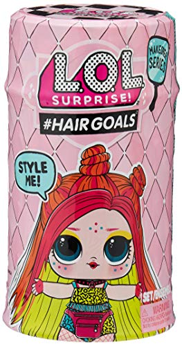 L.O.L. Surprise! 557067E7C Hairgoal Doll-Series 5-2A, Multi