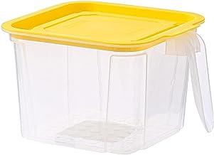 Tenders Pudełko do przechowywania, 2 sztuki, tworzywo sztuczne, opróżniane, wielofunkcyjne, pyłoszczelne, dwuwarstwowy kos...
