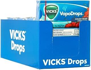 Vicks VapoDrops Cough Relief, Cherry Flavor 20 ea