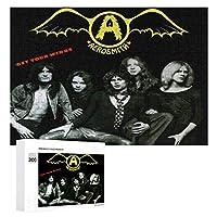 飛べ!エアロスミス Aerosmith Get Your Wings 300ピースのパズル木製パズル大人の贈り物子供の誕生日プレゼント