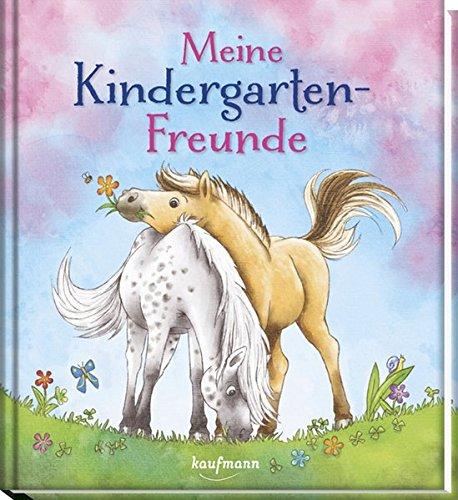 freundebuch kindergarten pferde