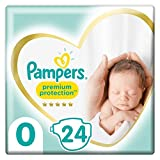 Pampers 81701245 - Premium protection pañales, unisex