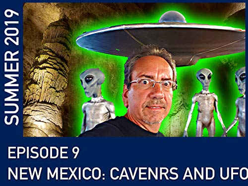 New Mexico: Caverns and UFOs